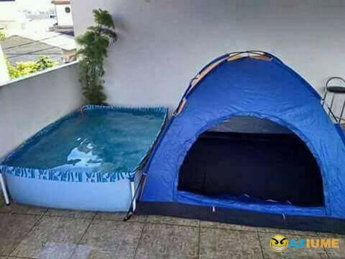 Alugo casa com piscina para o carnaval