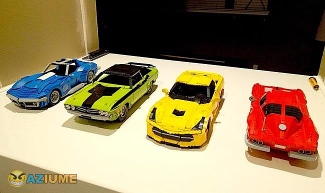 Qual dos carros não pertence ao grupo?