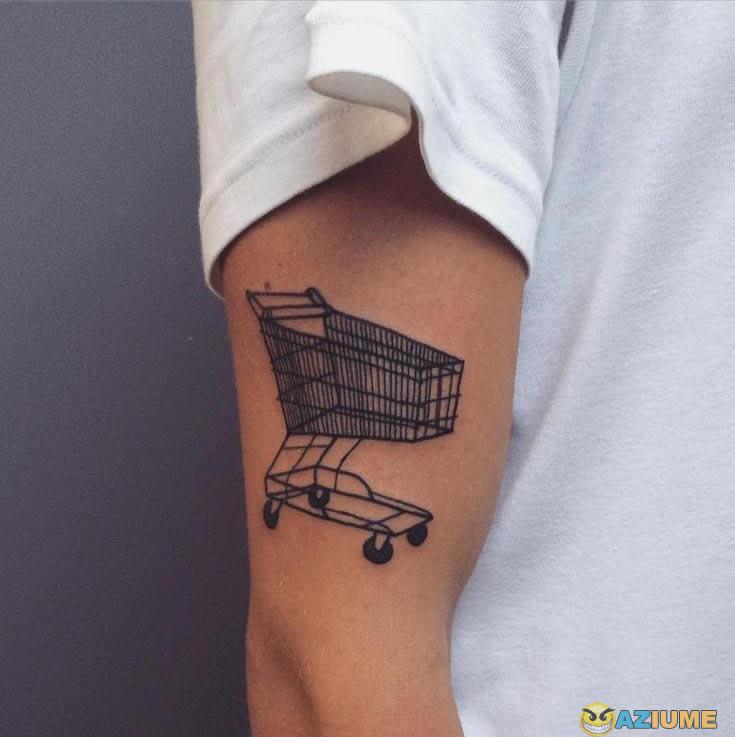 Primeira tatuagem precisa ter um significado