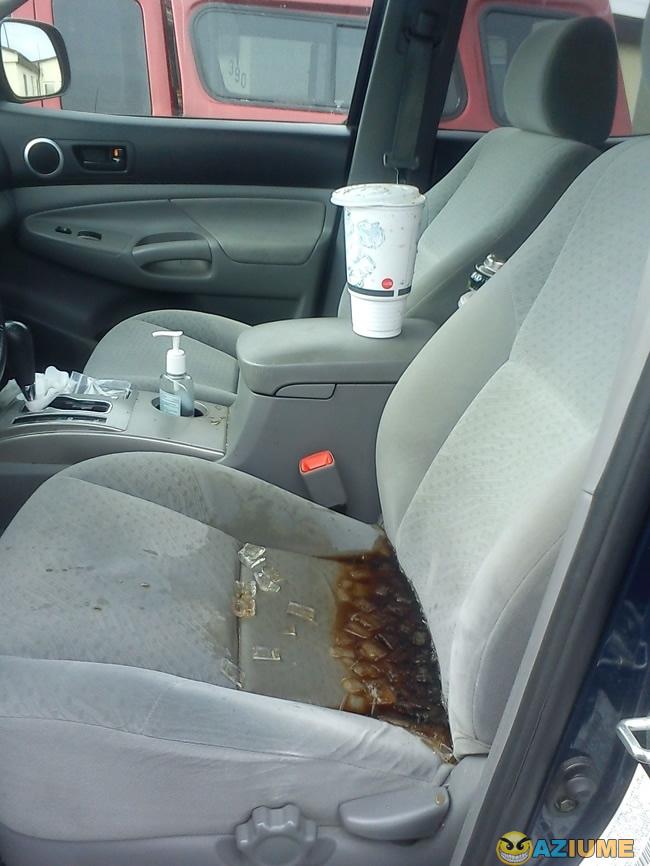 Deixando o assento mais refrescante