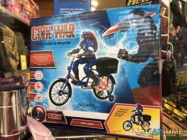 Aquele brinquedo do Vingadores