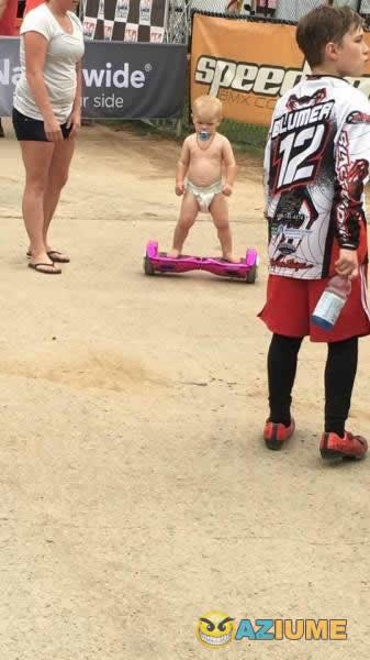 Criança que manja dos paranauê