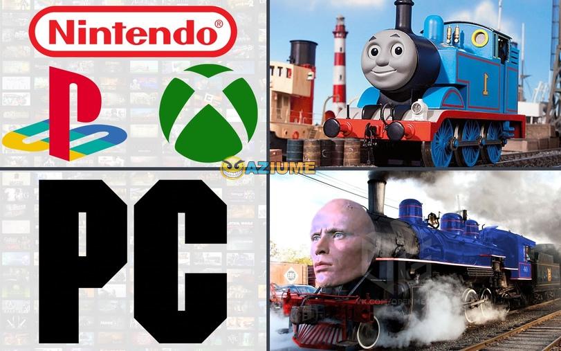 Diferença entre Videogame e Computador