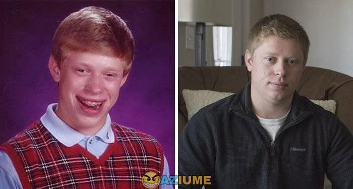 Os famosos memes antes e agora