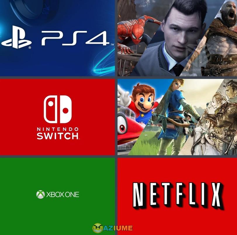 Realidade do uso do console