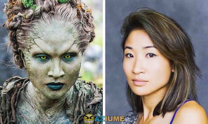 Atores de Game of Thrones sem maquiagem