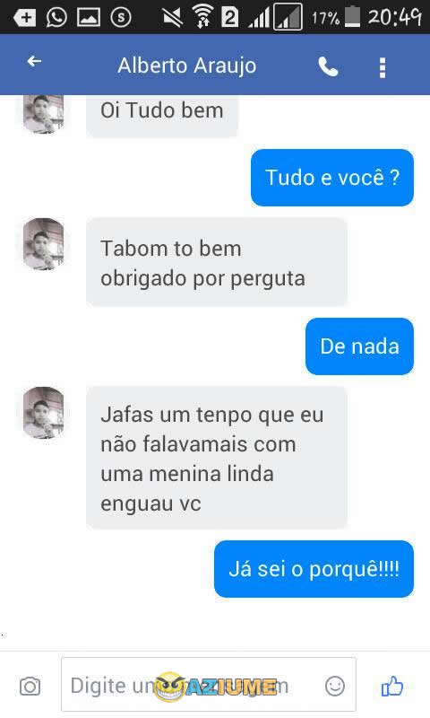 Pequeno erro de português