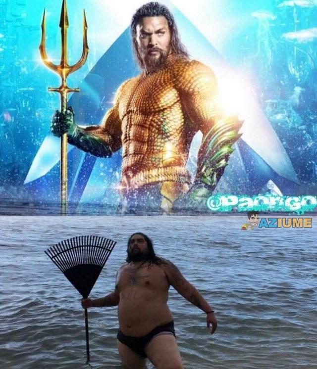 Aquaman - 2019 e 2029