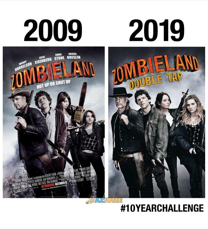 Zombieland depois de 10 anos