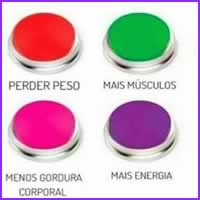 Se estes botões pudessem mudar sua vida, qual você apertaria?