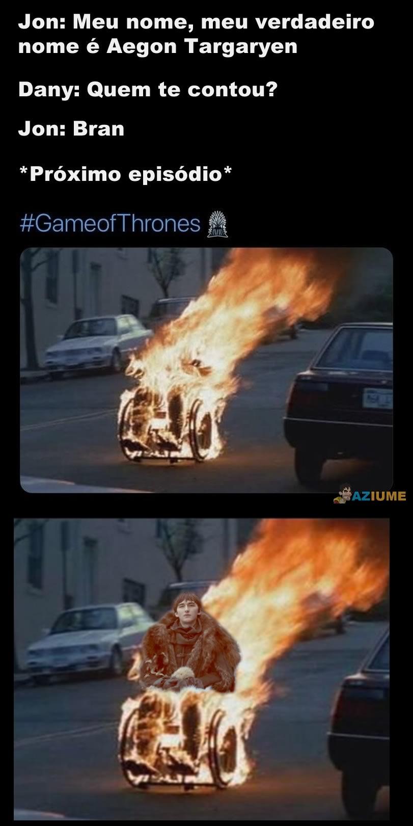 Próximo episódio de Game of Thrones