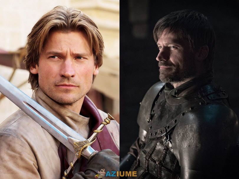 Evolução dos personagens de Game of Thrones