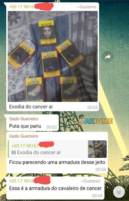 Exodia do cancer