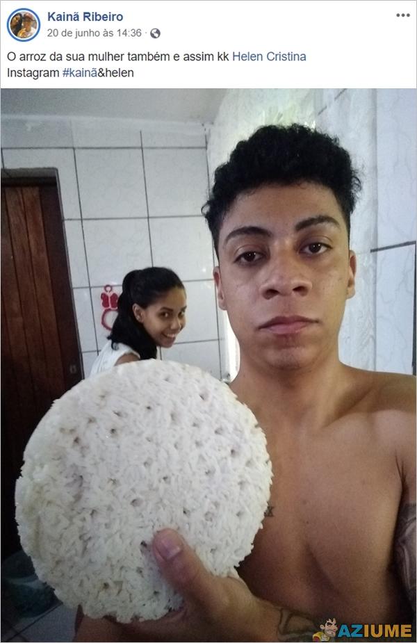 Que tipo de arroz é esse?