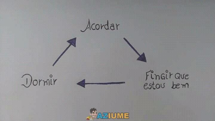 Meu ciclo de vida em uma imagem