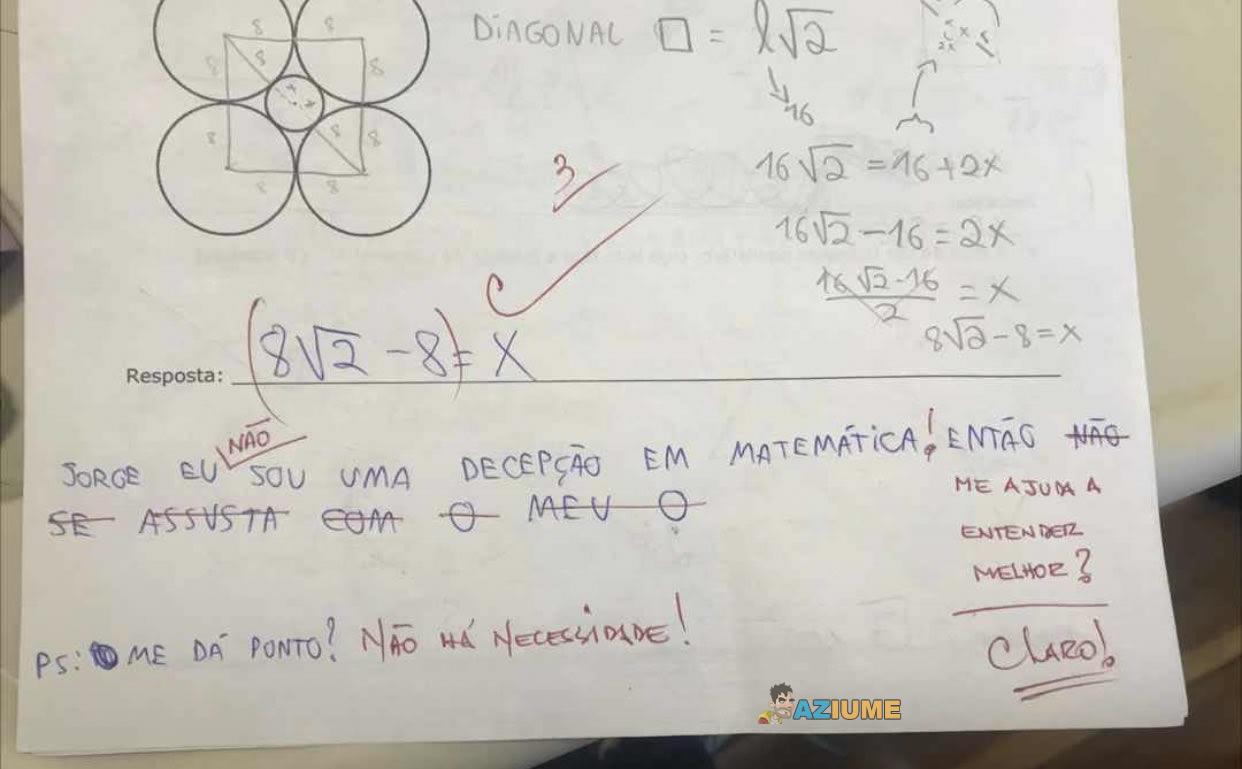 Este é o professor de matemática mais fofo que você ja viu