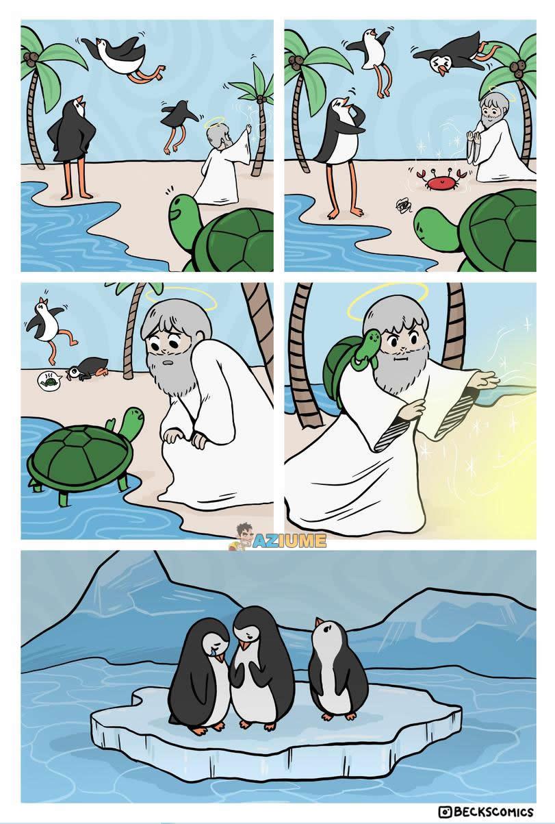 Uma imagem para resumir as pessoas da Terra