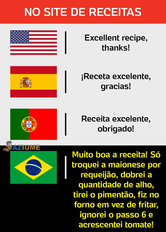 Deus abençoe a bagunça que é a internet brasileira