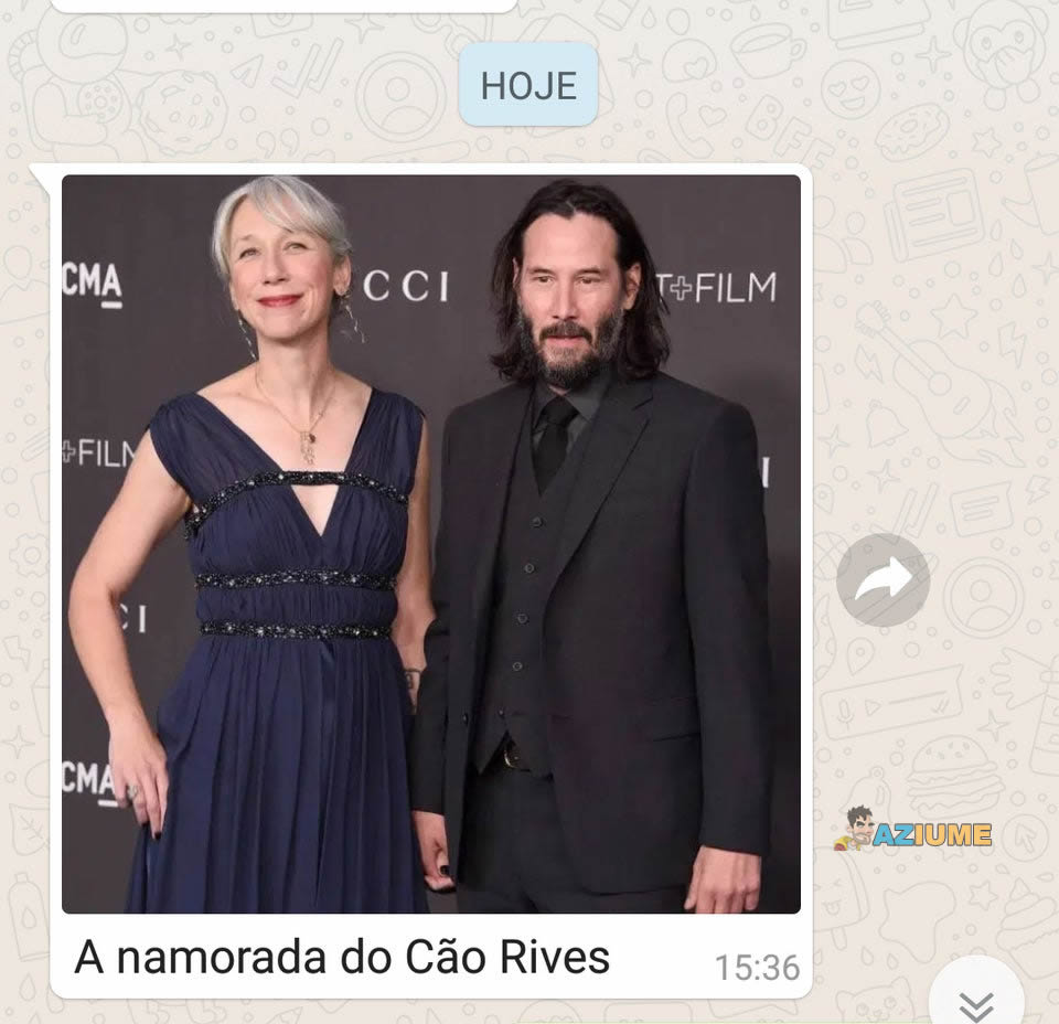 A namorada do Cão Rives