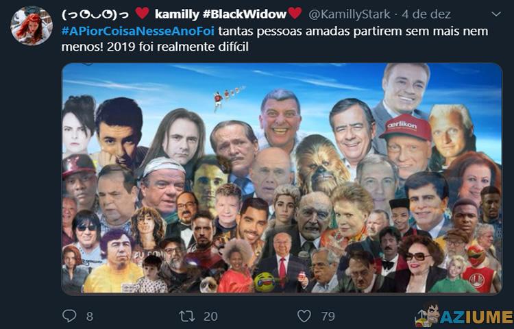 Hora da retrospectiva das decepções de 2019