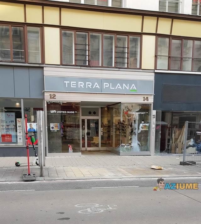 Agora os terraplanistas já têm até loja!