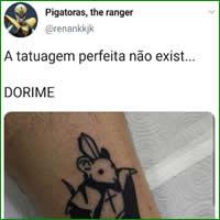 Tatuagem tem que ter significado