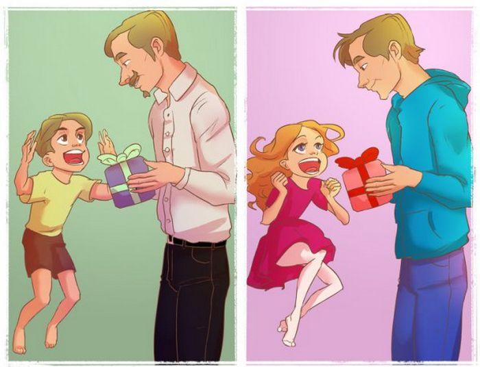 Coisas que odiamos na infância e que agora amamos