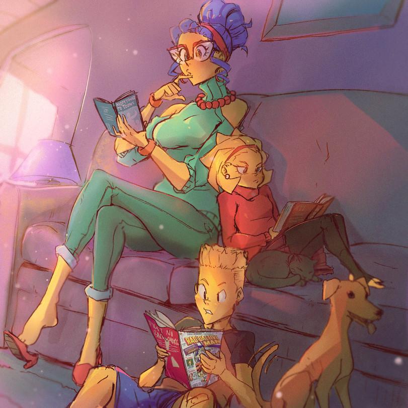 A incrível arte de Ashish Rana dos Simpsons