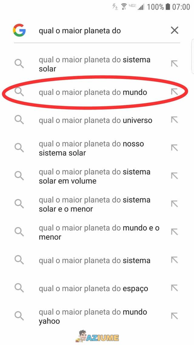 Brasileiro e Google não é uma combinação boa