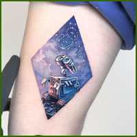 42 dos melhores trabalhos do tatuador Kozo Tattoo