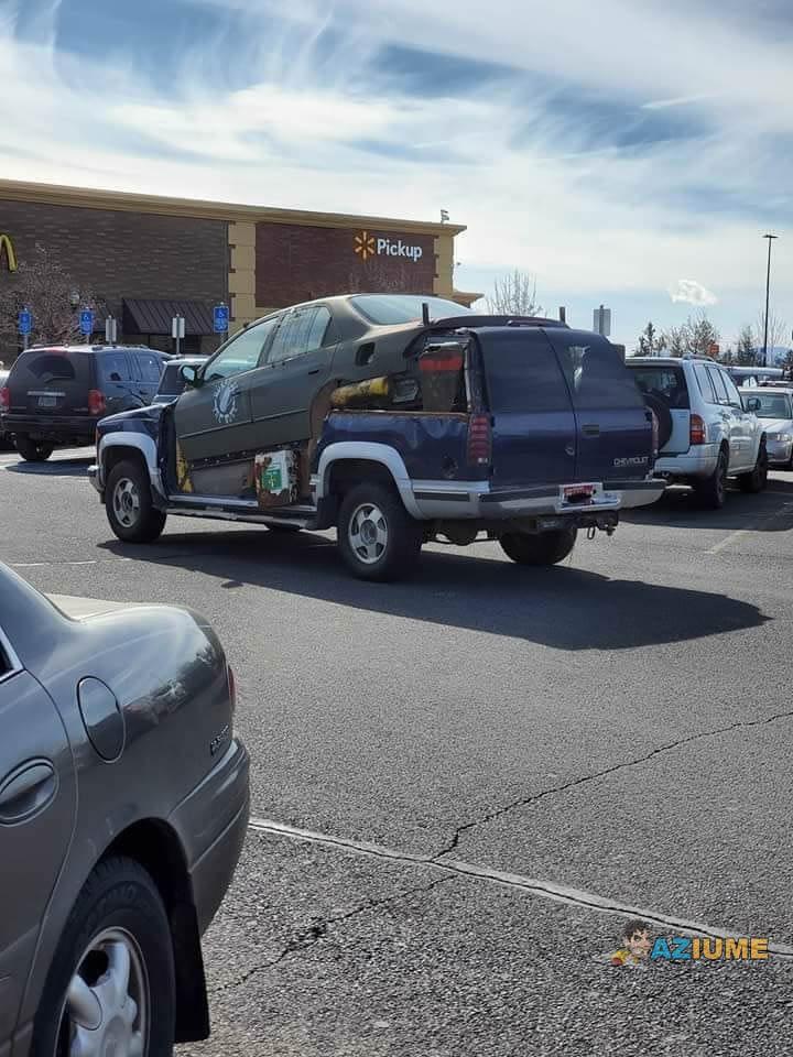 Que carro é esse?