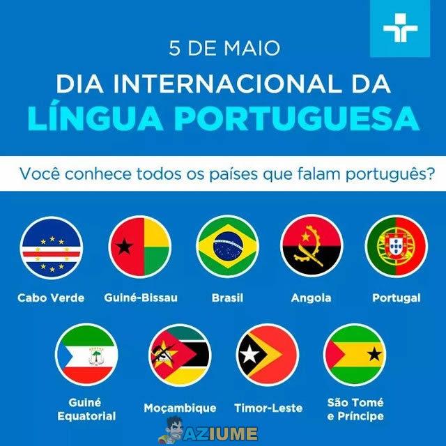 Você sabia: Dia Internacional da Língua Portuguesa