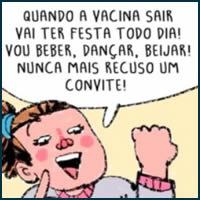 Quando a vacina sair