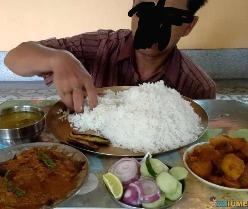 Preço do arroz