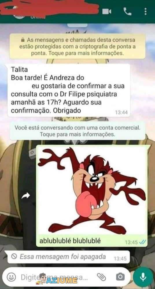 Brasileiro não sabe ter limites, é internado no hospício mas não perde a piada