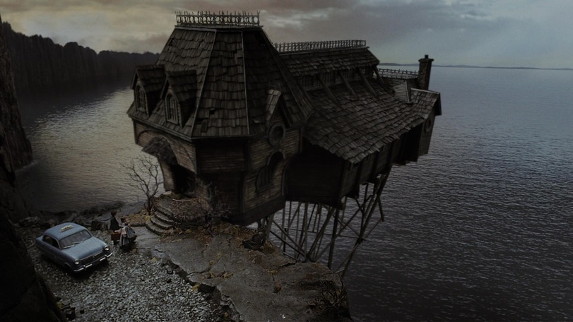 Você viveria nessa casa por 1 ano?