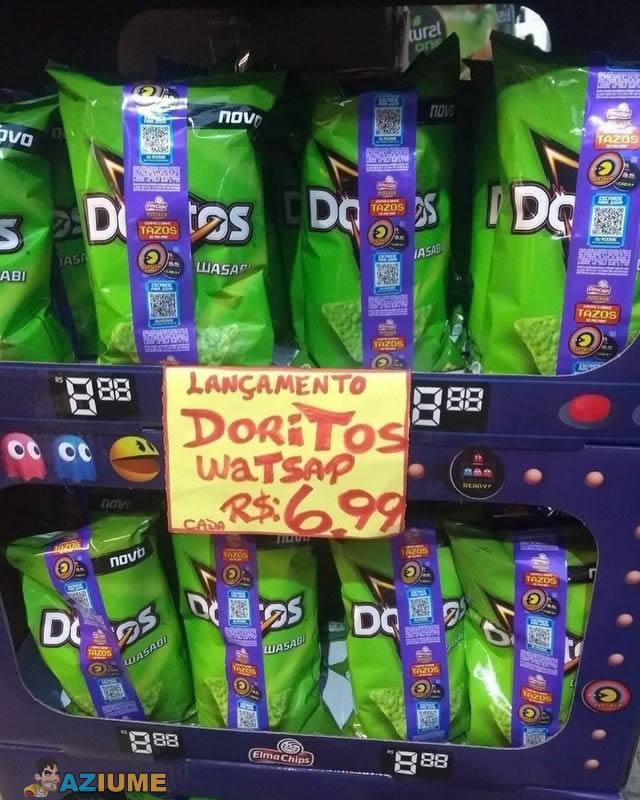 Doritos Whatsapp