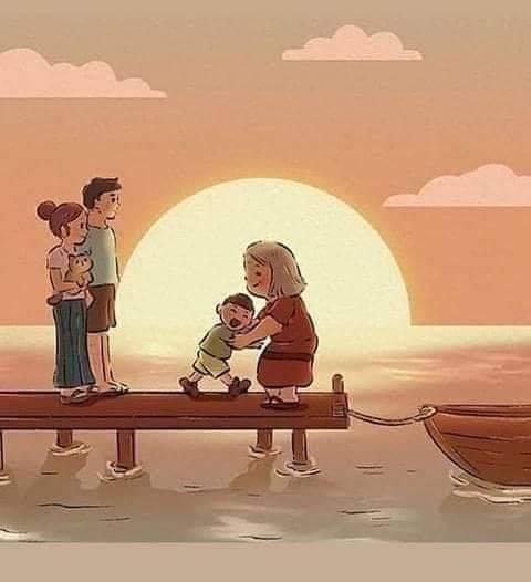 A família é o nosso maior tesouro