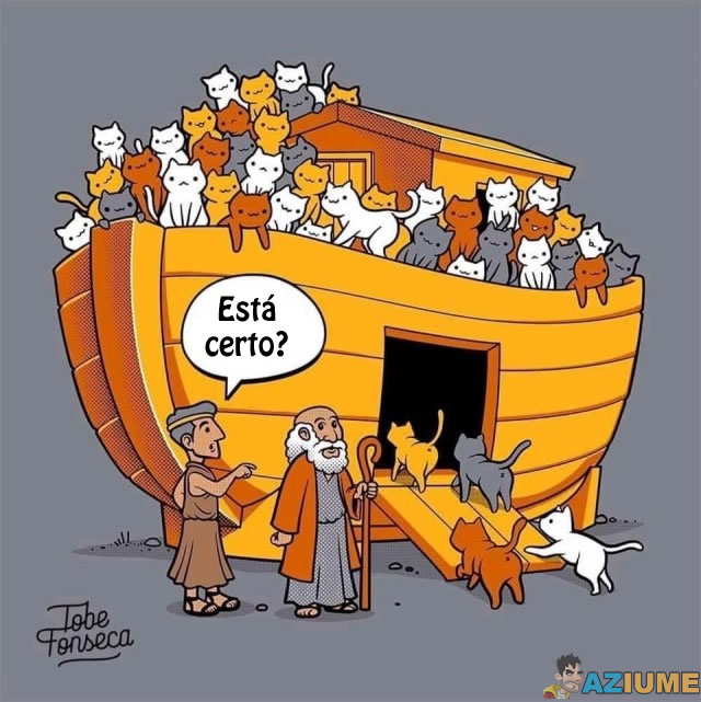 Se eu fosse o Noé
