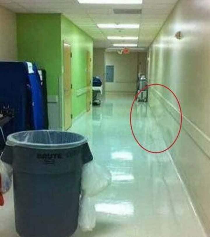 Se você trabalha em um hospital, você nunca está tão sozinho