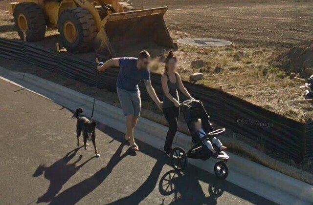 Situações estranhas que podem ser encontradas no Google Maps