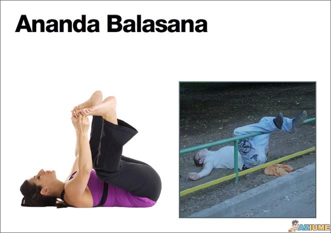 10 melhores posições de yoga para bêbados