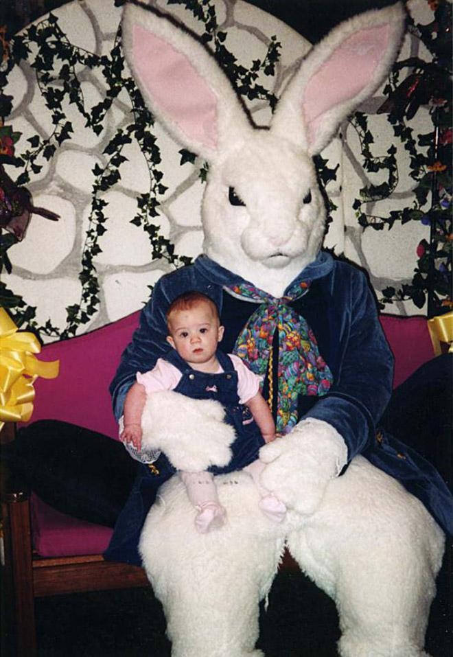 Coelhinhos da Páscoa que vão te dar pesadelos