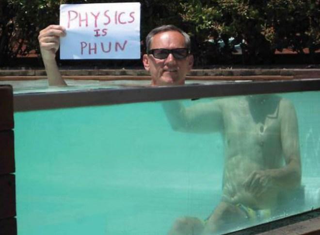 14 fotos incríveis como a Física é coisa de louco