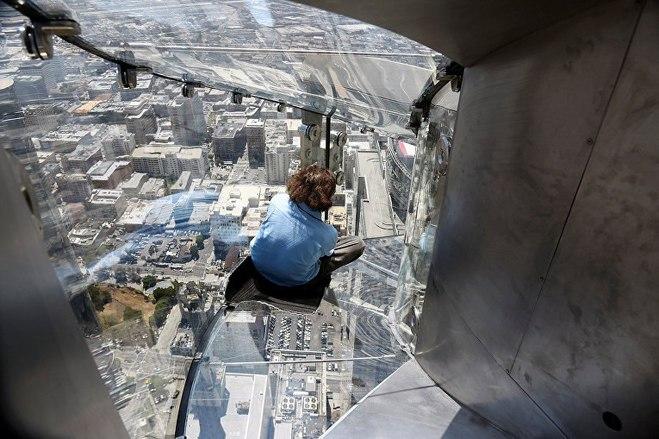 Escorregador mais alto do mundo