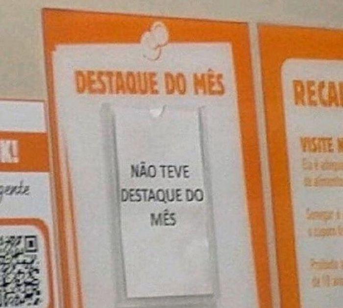 25 placas engraçadas que mostram que o humor brasileiro é único