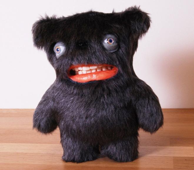Ursos de pelúcia assustadores