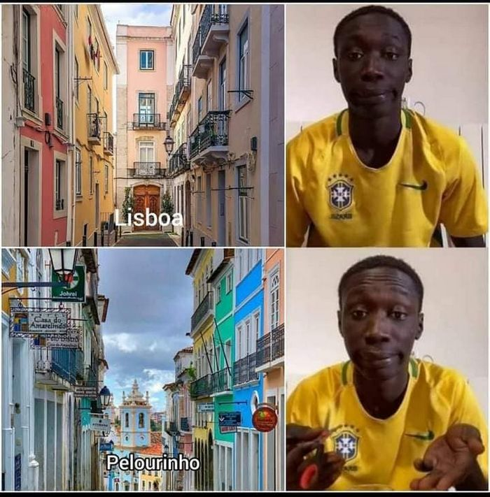 Brasil é o país mais lindo do mundo