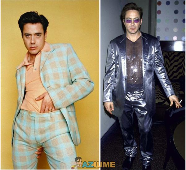 O lado oculto de Robert Downey Jr.