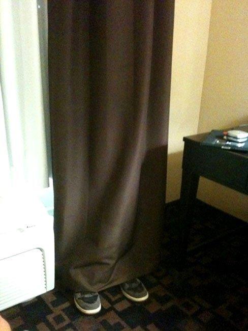Pequenas zueiras para fazer em hotel